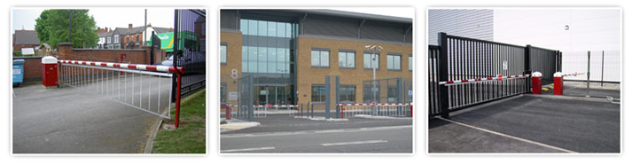 Gates and access control images