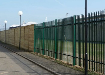 Acoustic and Palisade Fence