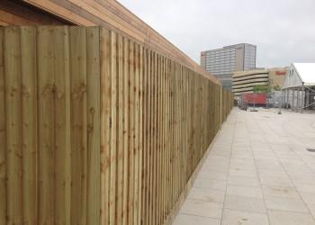 Timber Closeboard