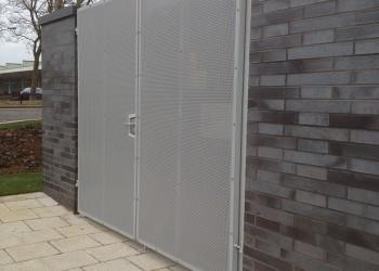 358 Clad Gates