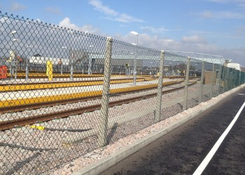 Chainlink Fencing in Northampton