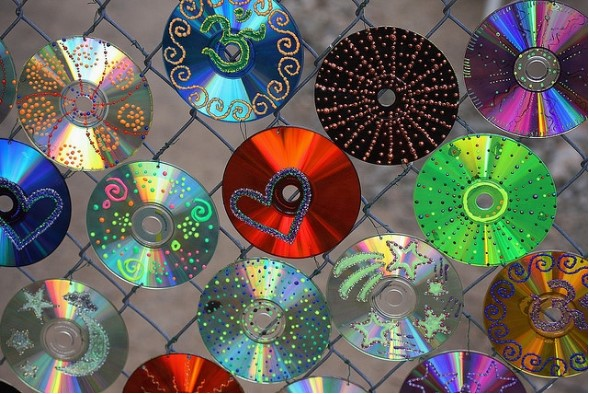 chain link fence CD