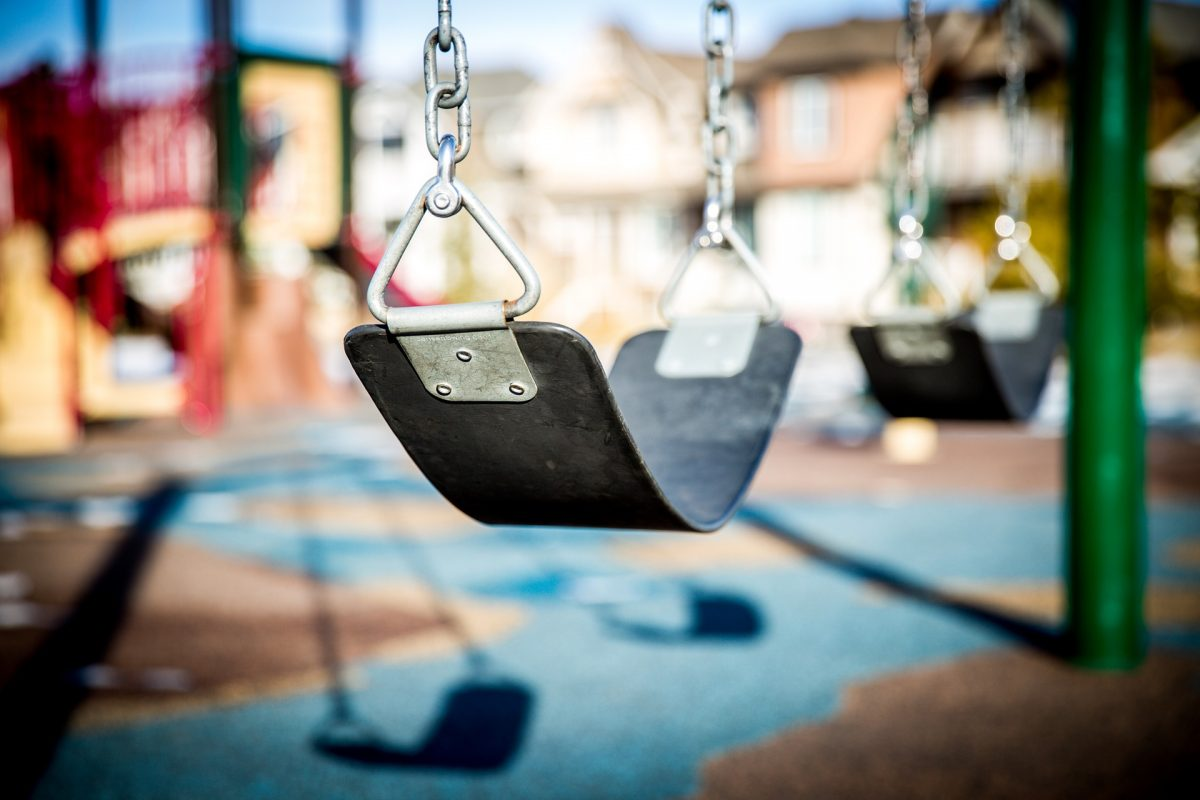 Legal Requirements for Children's Playground Fencing