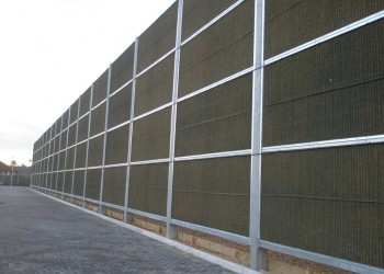 Acoustic Fencing in Northampton