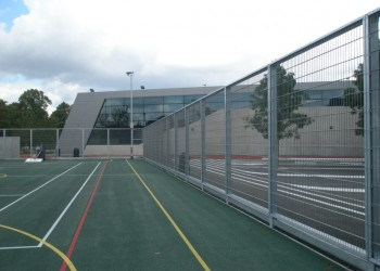Bespoke Security Fencing and MUGA Sports fencing