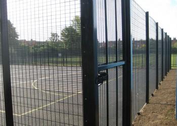 Rebound Fence