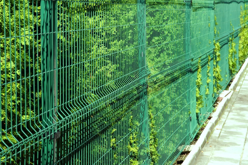 Rigid Mesh fencing variations and their benefits